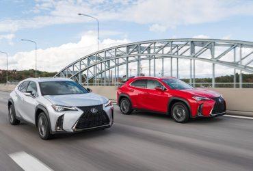 Representation of Toyota and Lexus