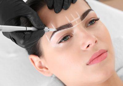 بهترین آموزشگاه آرایشگری زنانه برای یادگیری میکروپیگمنتیشن