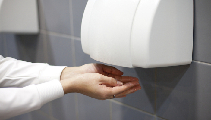 What is a hand dryer?